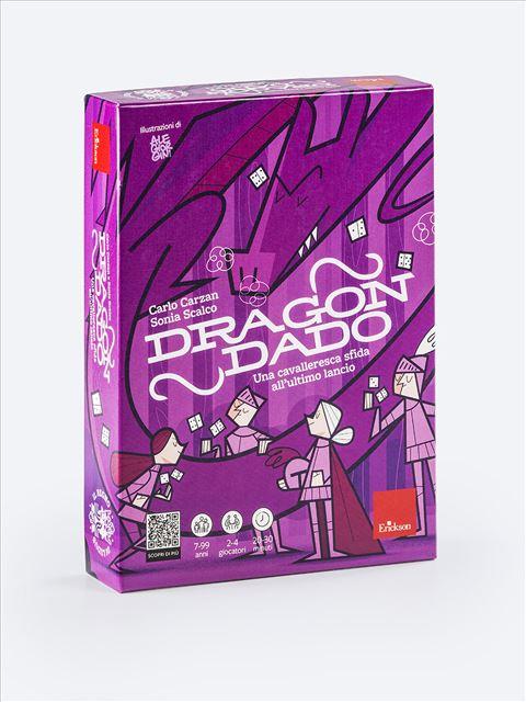 Dragondado - Giochi Educativi, istruttivi e divertenti per bambini - Erickson