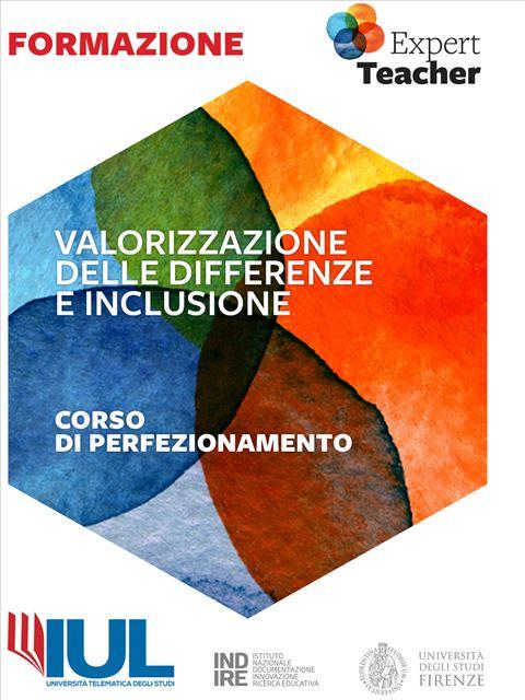 Valorizzazione delle differenze e inclusione - Formazione per docenti, educatori, assistenti sociali, psicologi - Erickson