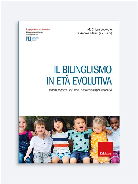 Il bilinguismo in età evolutiva - Search - Erickson