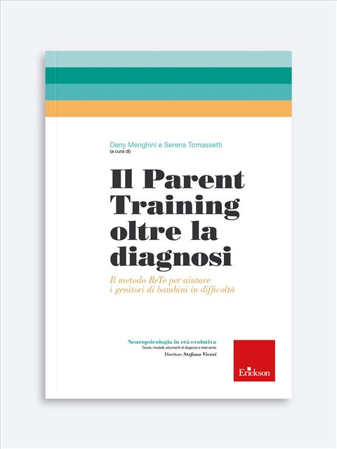 Il parent training oltre la diagnosi - Psicologo / Psicoterapeuta - Erickson