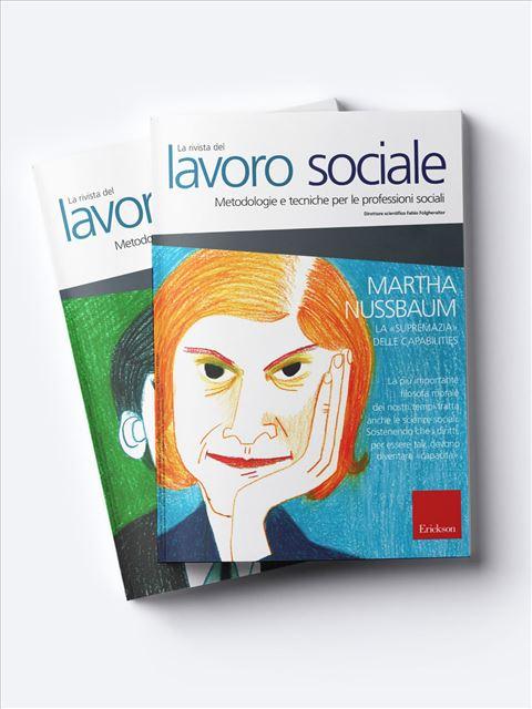 Lavoro sociale - Riviste di didattica, logopedia, psicoterapia, anche digitali - Erickson