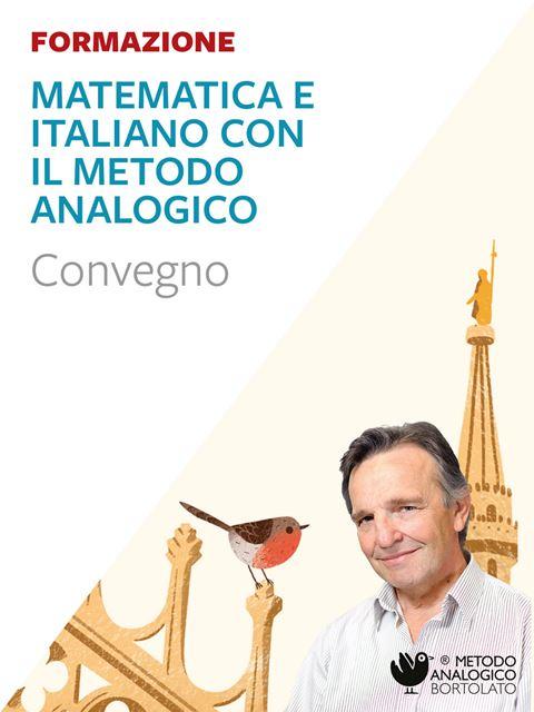 Matematica e italiano con il Metodo Analogico - Milano - Eventi - Erickson