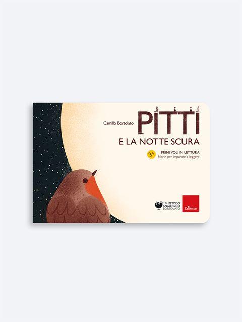 Pitti e la notte scura - Search - Erickson