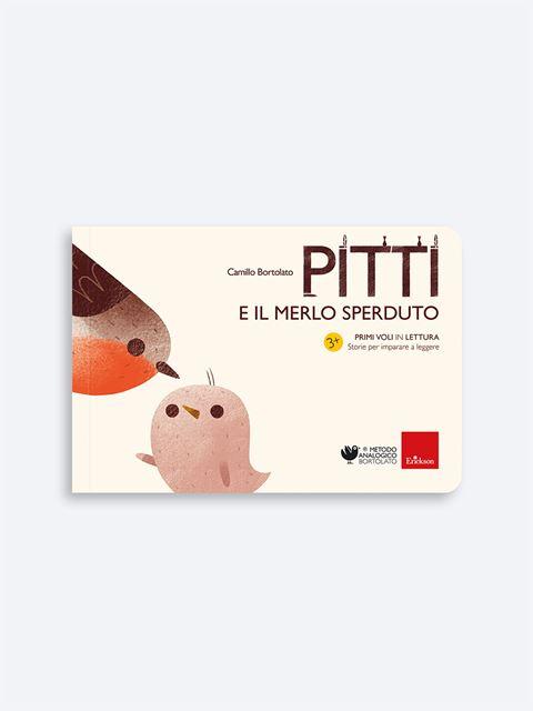 Pitti e il merlo sperduto - Search - Erickson