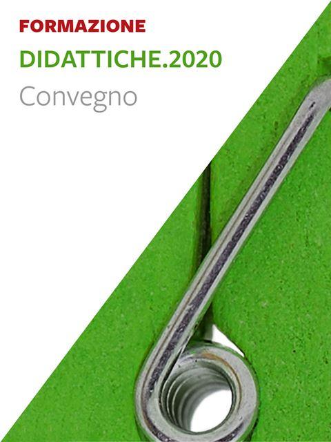 Didattiche.2020 - Eventi - Erickson