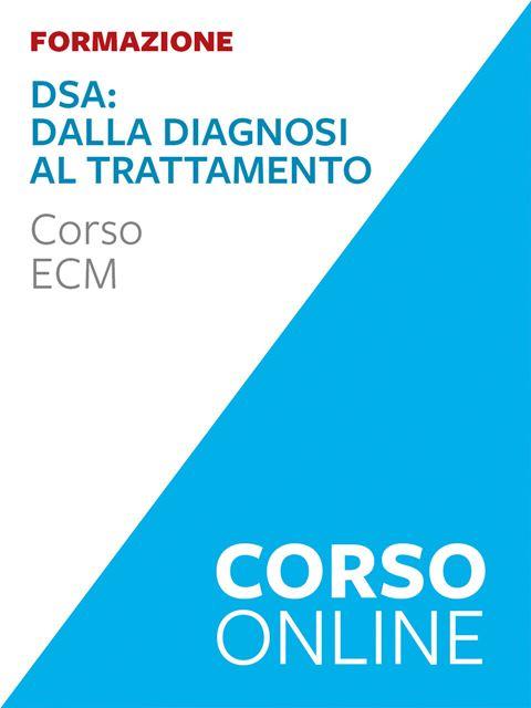 Disturbi Specifici dell'Apprendimento: come strutturare la diagnosi - Formazione ECM - Erickson