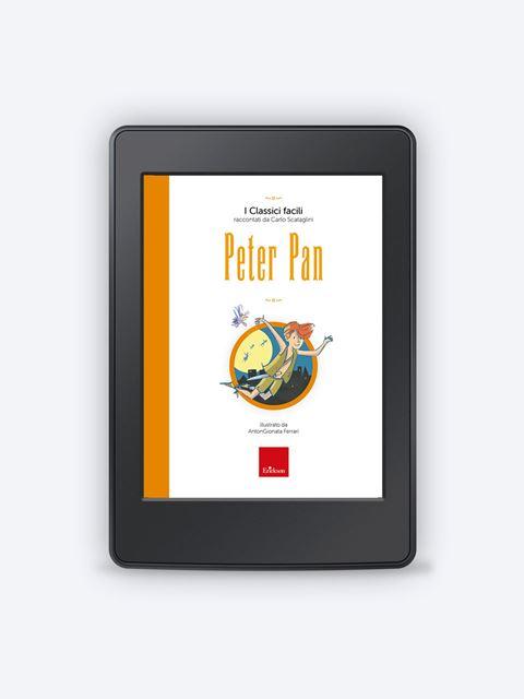Peter Pan - Libri di didattica, psicologia, temi sociali e narrativa - Erickson