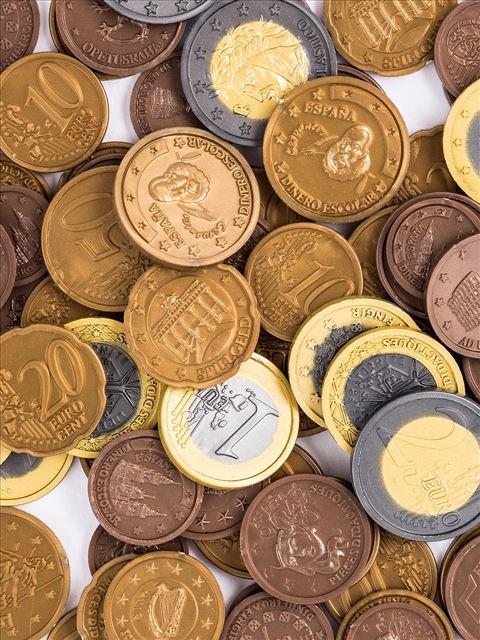 Kit di 100 monete - Strumenti - Erickson