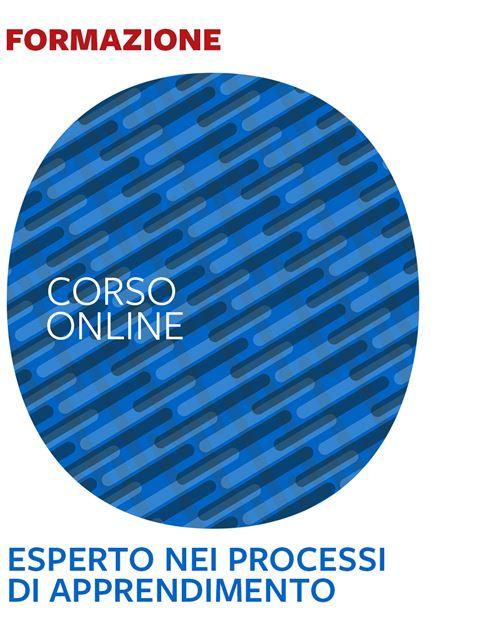 Esperto nei processi di apprendimento - Corsi online - Erickson