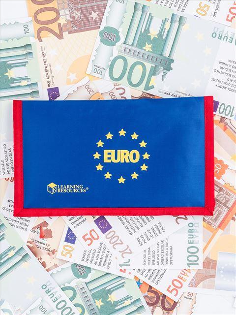 Kit di 100 banconote nel portafoglio - Strumenti - Erickson