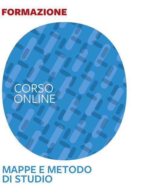 Mappe e metodo di studio - Corsi online 2020 - Erickson