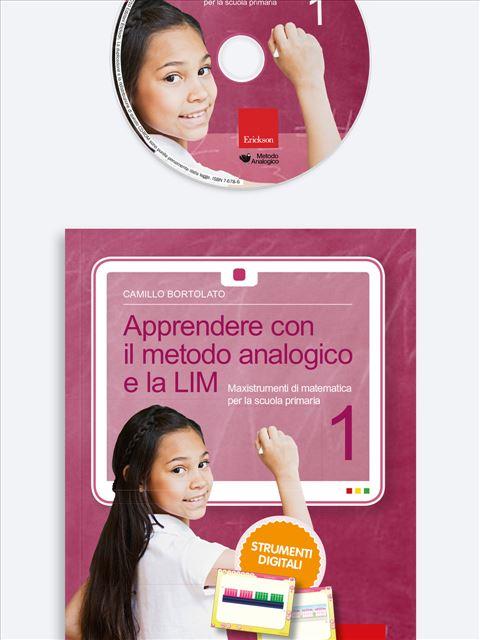 Apprendere con il metodo analogico e la LIM 1 Kit (Cd-Rom + Guida) - Erickson Eshop