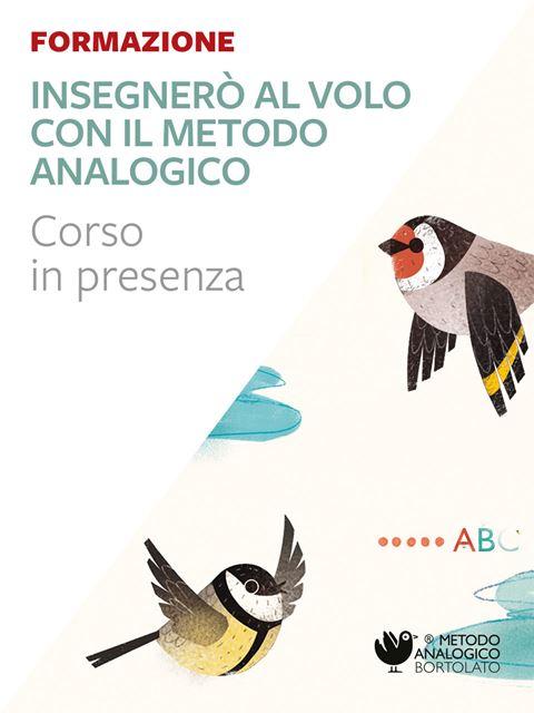 Insegnerò al volo italiano - Milano - Formazione per docenti, educatori, assistenti sociali, psicologi - Erickson
