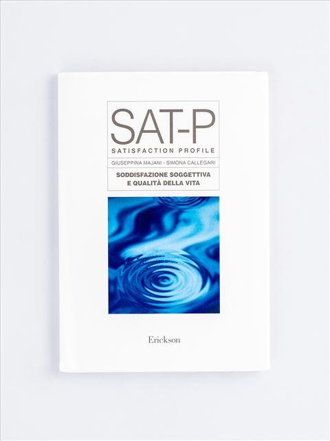 Test SAT-P - Soddisfazione soggettiva e qualità della vita - Neurologia - Erickson