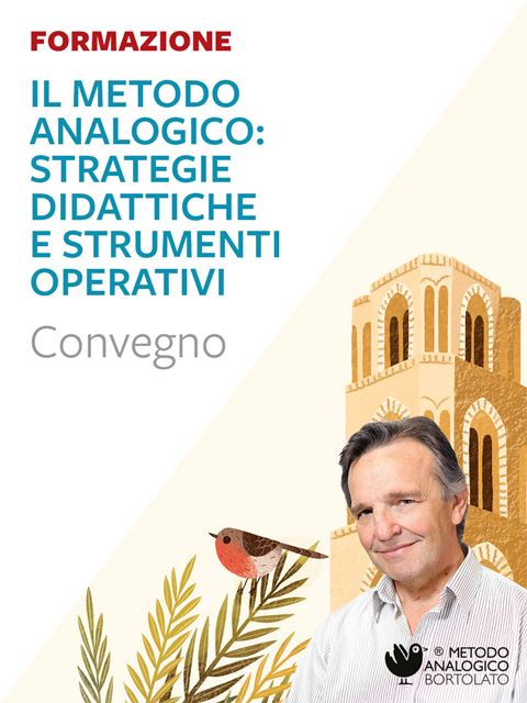 Il metodo analogico: strategie didattiche e strumenti operativi - Palermo - Eventi - Erickson