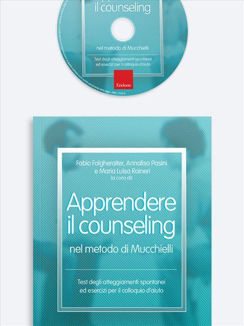 Apprendere il counseling - Libri - Erickson 5