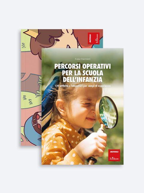 Percorsi operativi per la scuola dell'infanzia - Libri sui prerequisiti per il passaggio dalla scuola dell'infanzia alla primaria