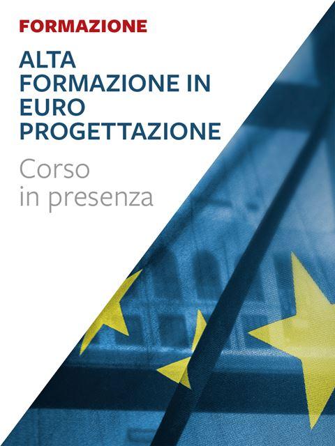 Alta formazione in Europrogettazione - Roma - Studente - Erickson