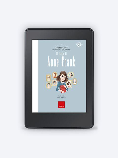 Il diario di Anne Frank - Narrativa per Ragazzi e Bambini - Erickson
