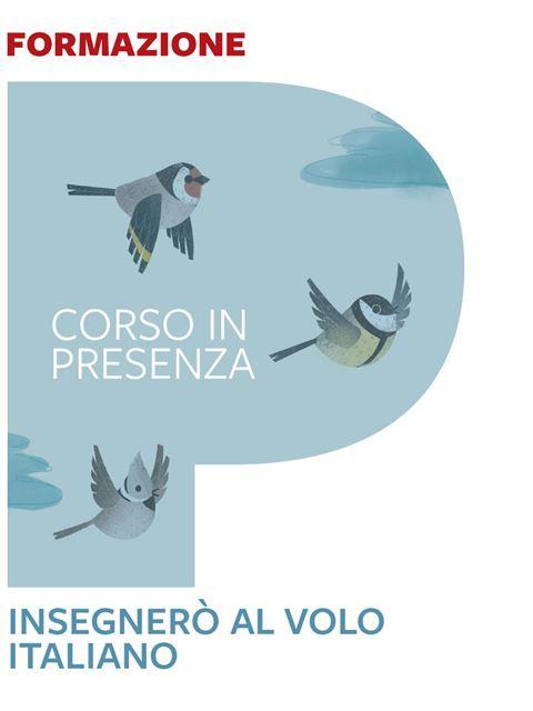 Insegnerò al volo italiano - Milano - Search-Formazione - Erickson