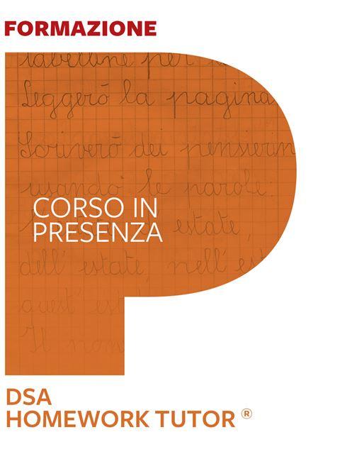 DSA Homework Tutor®  - Trento - Search-Formazione - Erickson