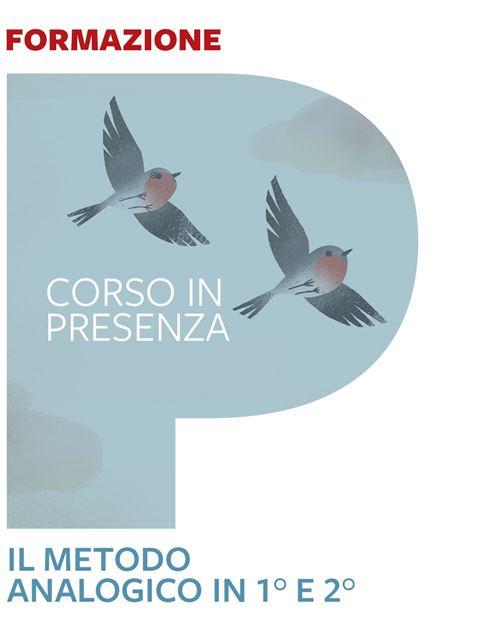 Il  metodo analogico in 1^ e 2^ - Metodo Analogico Bortolato: libri per matematica e italiano - Erickson