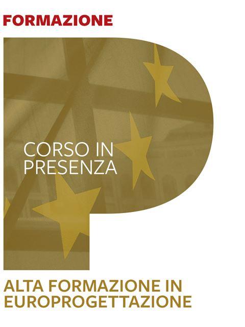 Alta formazione in Europrogettazione - Trento - Corsi in presenza - Erickson