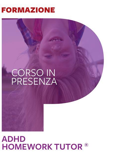 ADHD Homework Tutor®  - Cagliari - Corsi professionalizzanti - Erickson