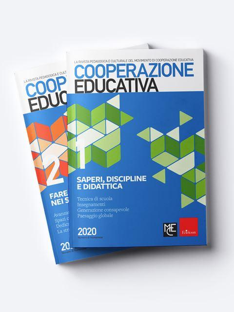 Cooperazione Educativa - Riviste di didattica, logopedia, psicoterapia, anche digitali - Erickson