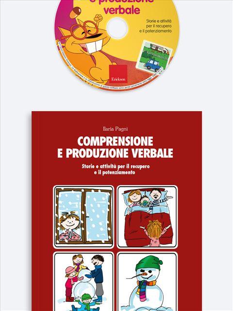 Comprensione e produzione verbale - App e software per Scuola, Autismo, Dislessia e DSA - Erickson 3