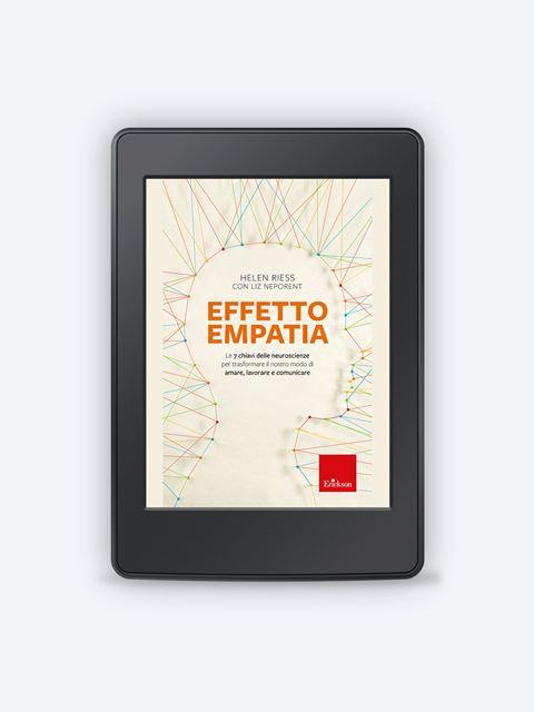 Effetto Empatia - Libri di Psicologia, test e corsi di formazione - Erickson