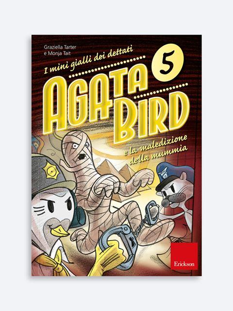 I mini gialli dei dettati 5 - Libri per i compiti delle vacanze | Classe seconda elementare