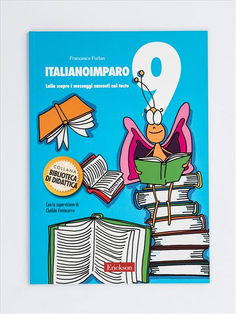 ItalianoImparo 9 - ItalianoImparo 13 - Libri - Erickson