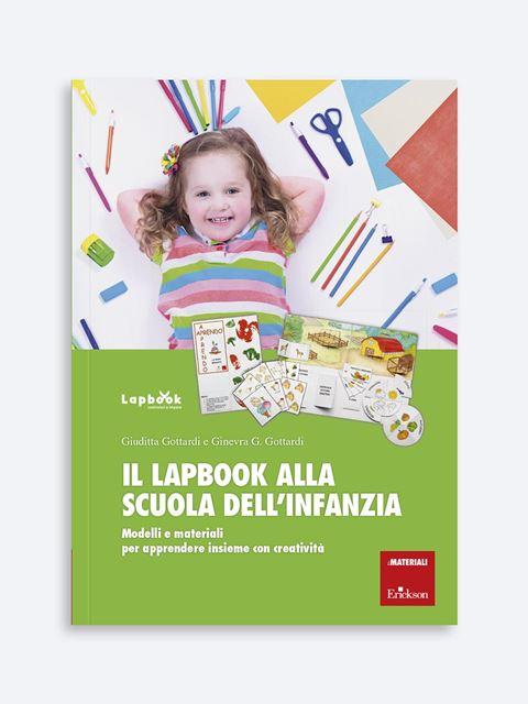 Il lapbook alla scuola dell'infanzia - Motricità - Erickson