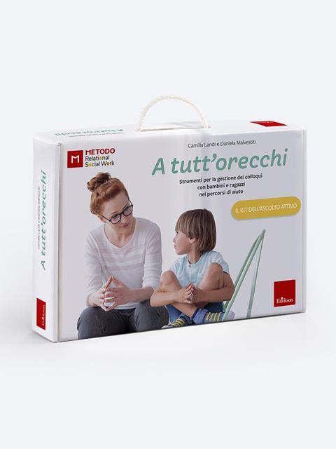 A tutt'orecchi - Strumenti - Erickson