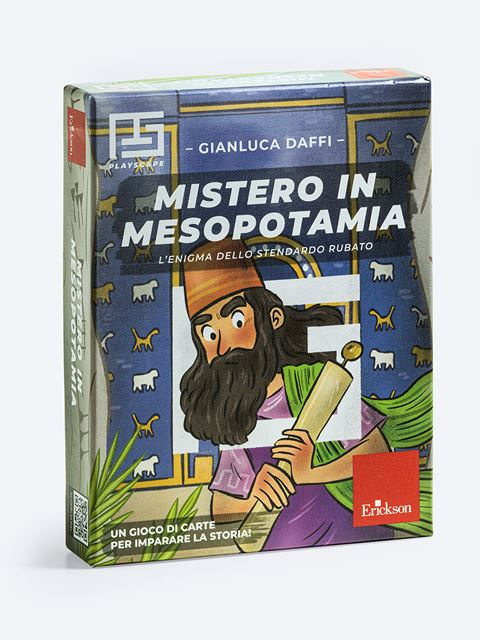 Mistero in Mesopotamia - Playscape - Erickson