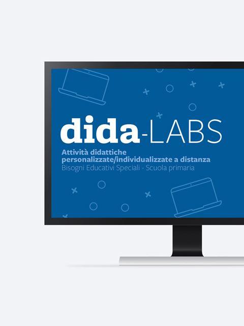 dida-LABS - Didattica: libri, guide e materiale per la scuola - Erickson