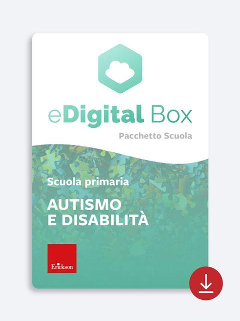 eDigital Box - autismo e disabilità - primaria - Didattica: libri, guide e materiale per la scuola - Erickson 2