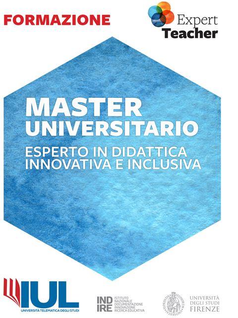 Esperto in Didattica Innovativa e Inclusiva - Master - Erickson