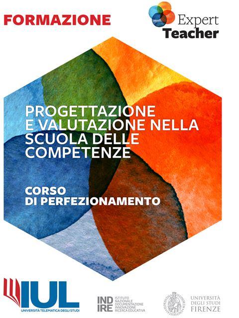 Progettazione e valutazione nella scuola delle competenze - Master e corsi perfezionamento per insegnanti - Expert Teacher