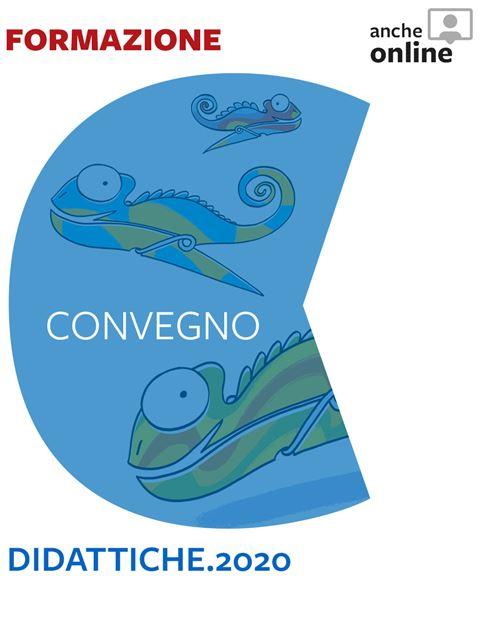 Didattiche.2020 Iscrizione Evento - Erickson Eshop