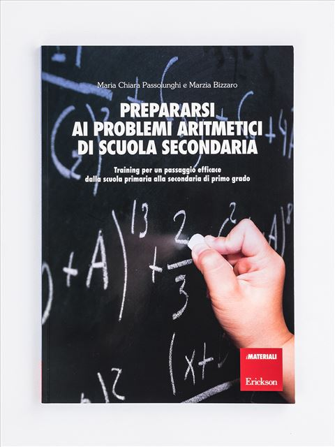 Prepararsi ai problemi aritmetici di scuola secondaria - Libri per i compiti delle vacanze |  Classe quinta elementare