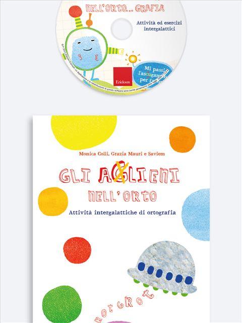 Gli aGlieni nell'orto - App e software per Scuola, Autismo, Dislessia e DSA - Erickson 3