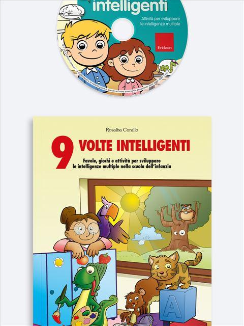 9 volte intelligenti - I 7 elementi della didattica innovativa - Erickson 3