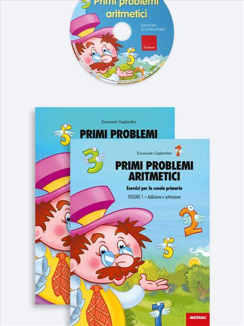 Primi problemi aritmetici - App e software per Scuola, Autismo, Dislessia e DSA - Erickson 2