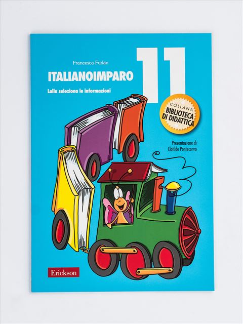 ItalianoImparo 11 - ItalianoImparo 13 - Libri - Erickson