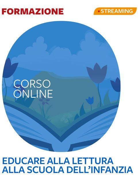 Educare alla lettura e formare lettori alla scuola dell'infanzia - Search - Erickson