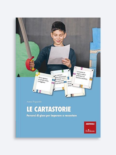 Le cartastorie - Produzione del testo e scrittura creativa - Erickson