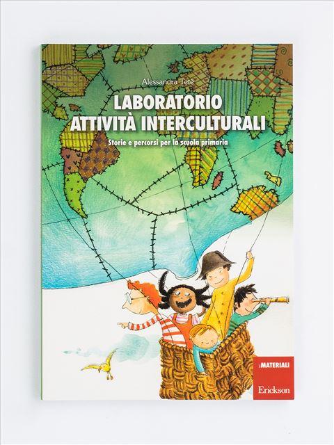 Laboratorio attività interculturali - Società e cittadinanza - Erickson