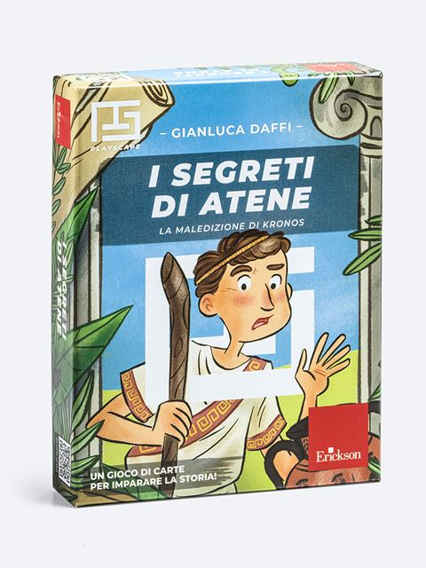 I segreti di Atene - Search - Erickson
